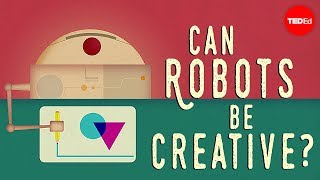 Can robots be creative? – Gil Weinberg
