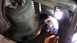 Chuông Nhà Thờ Cái Bè-Tiền Giang. Church Bells Of Cai Be, Tien Giang, Viet Nam.
