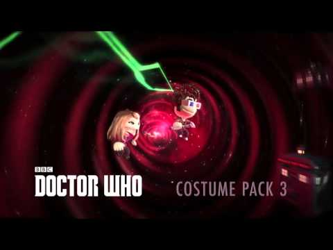Doctor Who Costumes Come to LittleBigPlanet 3