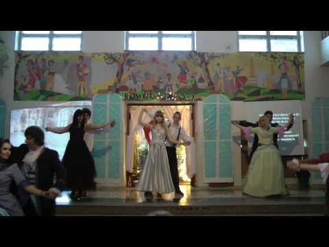 "2011 - Kultúrne vystúpenie ""Romeo and Juliet - ball dance"""