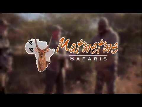 Matwetwe Safaris Promo Video 2019