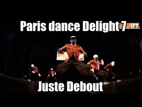 Paris Dance Delight 7 – Show Mactutt