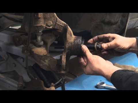 Radlager Abzieher und Montagesatz 55-88mm MG50075