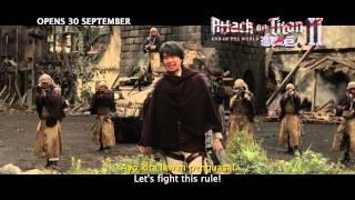 Nonton [UPDATED] Attack on Titan Part 2 [Indonesia Subtitle] Film Subtitle Indonesia Streaming Movie Download