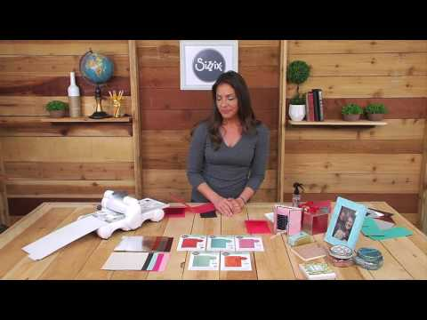 3-D Embossing Folder Tips and Tricks with Jen Long