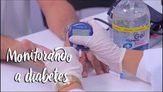 Fica a Dica - Monitorando a diebetes