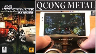 Hardware: QCong Metal and Samsung GamePadSoftware: PPSSPP PSP emulator