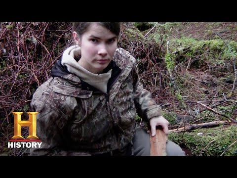 Alone: Carleigh's Casting Submission (Season 3) | History