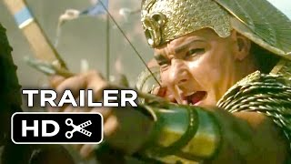 Exodus: Gods and Kings Official Trailer #3 (2014) - Christian Bale, Aaron Paul Movie HD