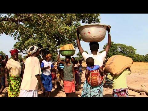 Filière durable de production de beurre de karité : OLVEA Burkina Faso
