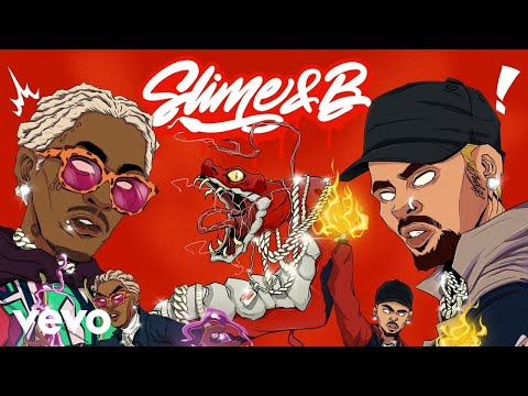 Chris Brown, Young Thug - Go Crazy (Audio)
