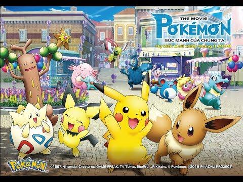 Trailer phim Pokemon: Sức mạnh của chúng ta | Phim chiếu rạp | 321 Action - Thời lượng: 84 giây.