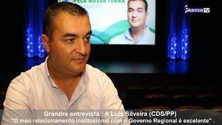 Grandre entrevista : A Luís Silveira (CDS/PP)