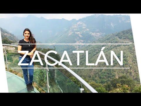 10 cosas que tienes que hacer y comer en ZACATLAN | travel