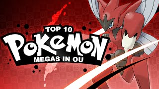 Top 10 Mega Evolutions in ORAS OU: Competitive Analysis by Thunder Blunder 777