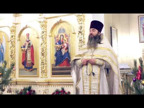 2015.01.07 - Проповедь в Рождественскую ночь