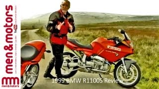 4. 1999 BMW R1100S Review