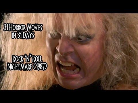 31 Horror Movies in 31 Days: ROCK N ROLL NIGHTMARE (1987)