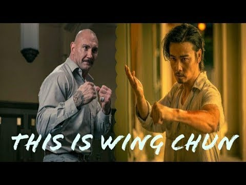 MAX ZHANG (CHEUNG TIN CHI) VS DAVE BAUTISTA FULL FIGHT || MASTER Z IP MAN LEGACY FULL SCENE