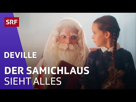 Samichlaus Is Watching You | Deville | SRF Comedy