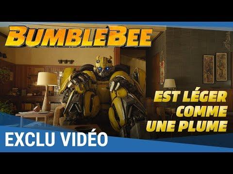 Bumblebee comme vous ne l'avez jamais vu !