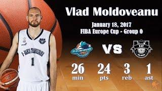 2017.01.18 Vlad Moldoveanu at Pau-Lacq-Orthez