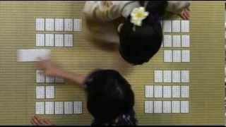 Womens Finals -competitive karuta