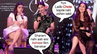 Video Sonam Kapoor's DUMB Reply To Reporter Calling Veere Di Wedding A Characterless Movie MP3, 3GP, MP4, WEBM, AVI, FLV Mei 2018