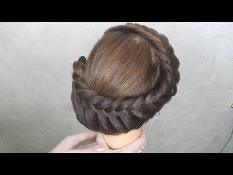 Easy Party hairstyle 2019  Best Hairstyles for long hair