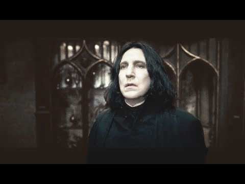 Severus Snape s most important scenes in chronological order