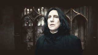 You are remembered, Alan Rickman, February 21 1946 - January 14, 2016. Severus Snape's most important scenes and arcs in...