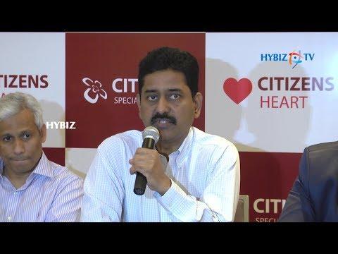 , Dr. Sreenivas-Cardiologist in Citizens Hospitals