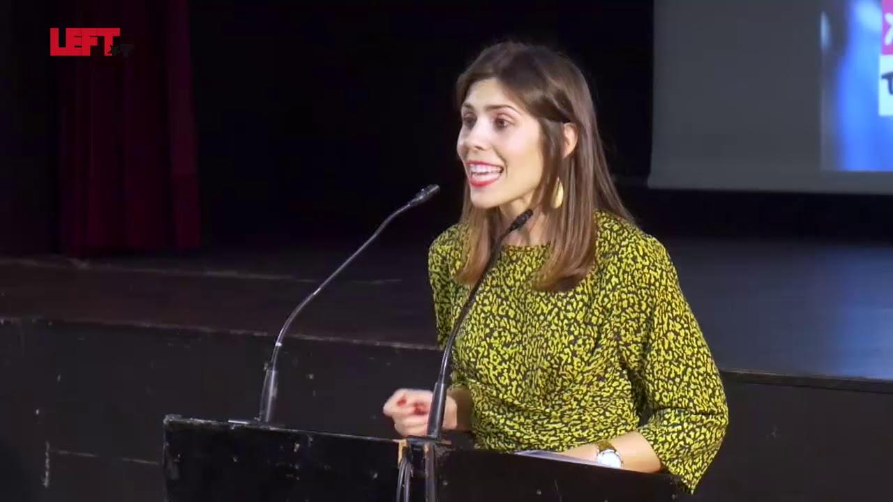 Άννα Παραγυιού, υποψήφια δήμαρχος Καισαριανής