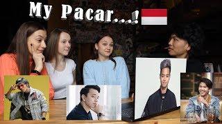 Video REAKSI CEWEK UKRAINA MELIHAT YOUTUBER DAN AKTOR INDONESIA MP3, 3GP, MP4, WEBM, AVI, FLV Juli 2019