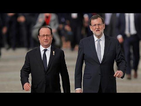 Φρανσουά Ολάντ κατά εθνικιστών και ευρωσκεπτικιστών