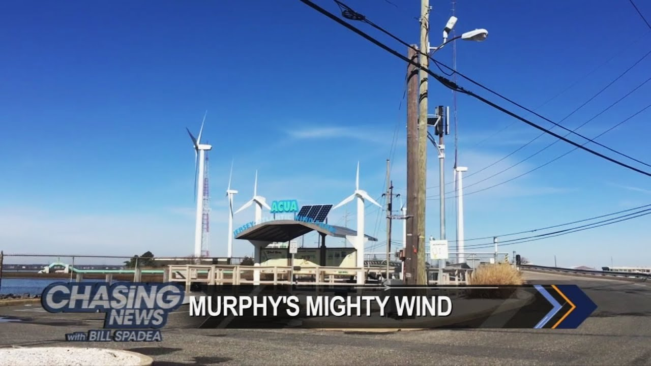 is wind power the answer for New Jersey
