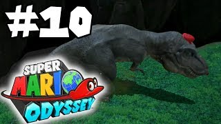 Super Mario Odyssey 100% Walkthrough Part 10: Rampage For Collectables
