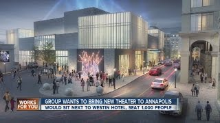 Nonton New 1000 Seat Theater Proposed For Annapolis Film Subtitle Indonesia Streaming Movie Download
