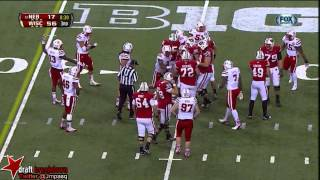 James White vs Nebraska & Purdue (2012)