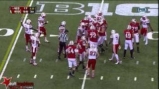 James White vs Nebraska & Purdue (2012)