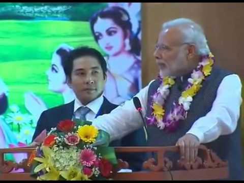 PM Modi's address at Quan Su Pagoda in Hanoi, Vietnam