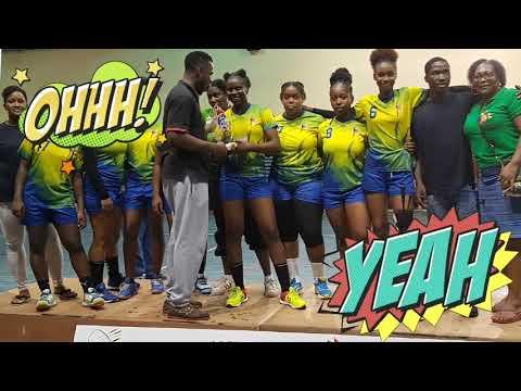 -18 filles - CHAMPIONNES DE GUYANE