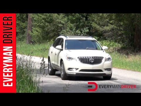 Buick Enclave Тест 2013 Buick Enclave