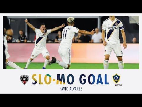 Video: SLO-MO GOAL: Favio Alvarez scores a lovely goal against D.C. United