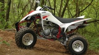 7. Yamaha YFM350 Raptor Warrior