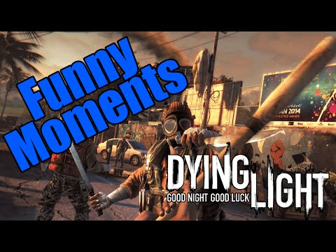 Dying Light: Brew and Fien – Funny Moments 1