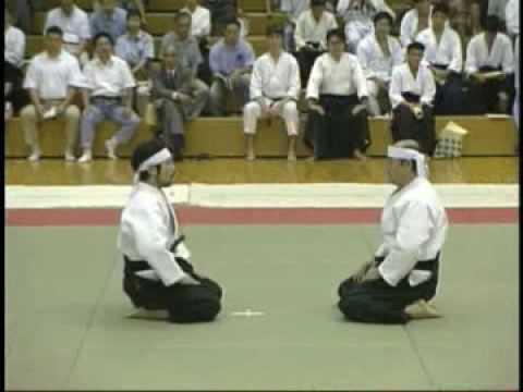 Tenjin Shinyo Ryu Jujutsu demo