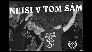 Video TERROR SOCIETY -  Nejsi v tom sám (official lyric video)