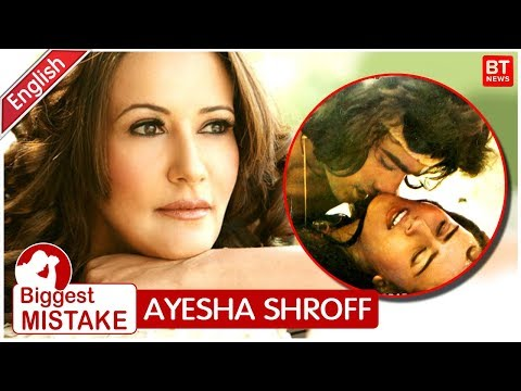 Video Tiger Shroff's Mom Ayesha Shroff's Biggest Mistake Of Life | I Wish I Wouldn't Have Done This download in MP3, 3GP, MP4, WEBM, AVI, FLV January 2017