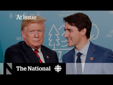 Trump and Trudeau's relationship and its effect on Canada | At Issue